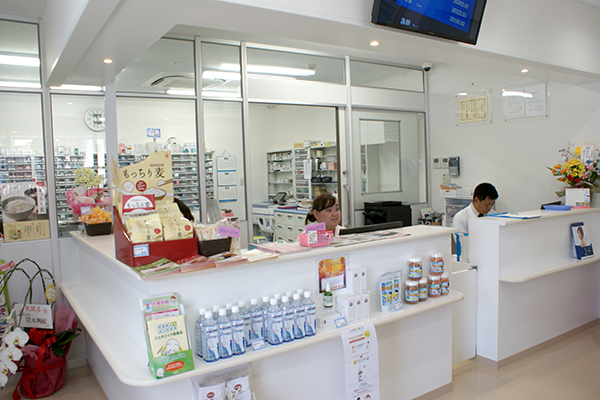 中島薬局の写真